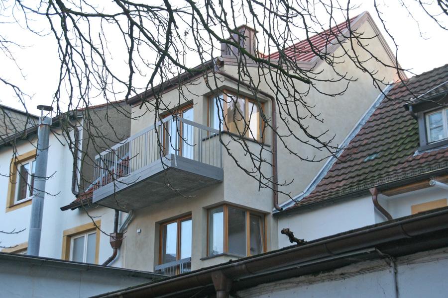 Neubau Einfamilienhaus Rosenbplatz Münster 3