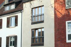 Neubau Einfamilienhaus Rosenbplatz Münster 1