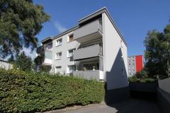 Neubau weiße Sanierung Mehrfamilienhausanlage Longericher Straße Köln-002