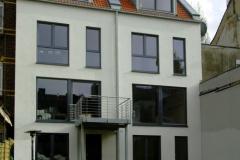 Neubau Stadthäuser Senefelderstraße Köln-001