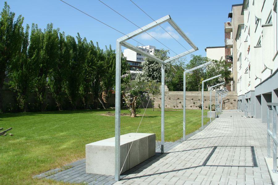 Umbau Hofanlage Fehrbellinstraße Köln